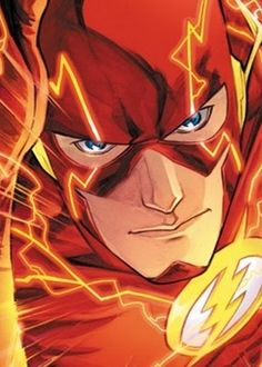 The Flash Reproduo / DC Comics
