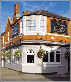 The Crown and Cushion | Wellingborough Road, Northampton