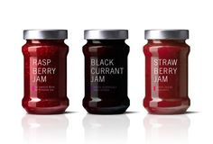 Family Jam Kitchen by London Studio #Packaging #Inspiration