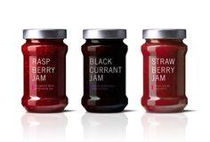 Jam packaging by London Studio #packaging #unique #creative #design #branding #marketing #JablonskiMarketing #inspiration