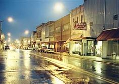 My hometown, Union City, Tennessee  Obion County