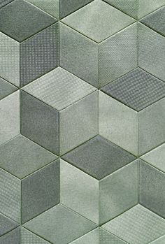 Tex Tiles by Mutina - design by Raw Edges #wootay