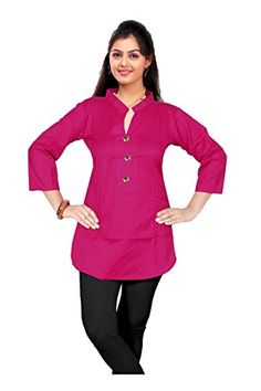 Look Stunning In This Latest Ethanic Designer Kurti. This Is Light Weight Material and it will Be Soft on Your Skin. This Kurti Can Be Best Teamed With Matching Sandals And A Clutch. NOTE: There might be minor colour variation between actual product and image shown on screen.