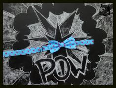 """The """"poo art"""" one x cotton Bow Ties, Cotton Fabric, Bows, Unique, Handmade, Art, Arches, Art Background, Hand Made"""
