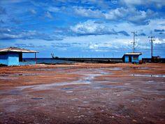 Muelle de Manaure, Guajira.