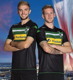 Nice Day Sports: Borussia Monchengladbach 2014-15 Kappa Europa Leag...
