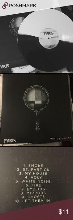 PVRIS White Noise Record White Noise by PVRIS. In great condition! Other