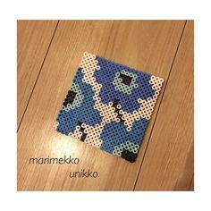 Marimekko coaster perler beads by noel.wow.0803 - 09/04/2016