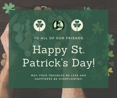 Happy St. Patrick's Day to you and yours! 🍀 Great Quotes, Day, Cover, Books, Libros, Book, Book Illustrations, Libri