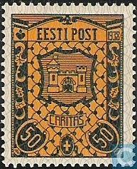 1938 Estonia - Caritas