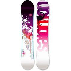 Salomon Lark Snowboard - Womens - 08/09 Closeout
