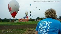 Love, Peace & ballooning