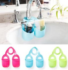 Where you looking for a bit of extra storage room? This Kitchen/Bathroom Hanging Storage Bag is light, fold-able, handy and comes in three adorable colors. Hurry up and get it while supplies last! Typ                                                                                                                                                                                 More