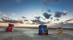 Urlaub an der Küste: So schön sind die deutschen Nordseeinseln