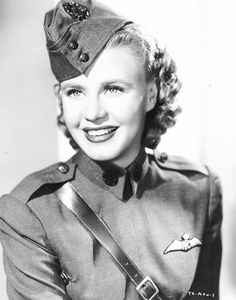 The Beautiful, Ginger Rogers, Great actress, dancer, singer!