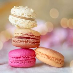 Some call him the king of cakes. Pierre Herme, who started as a humble apprentice at a French patisserie, draws on a library of flavours to get his macaroons just right. Shortbread Cake, French Macaroons, Pink Macaroons, Macaroon Cookies, Ben Stiller, Cupcake Recipes, Cookies Et Biscuits, Cravings, Sweet Tooth