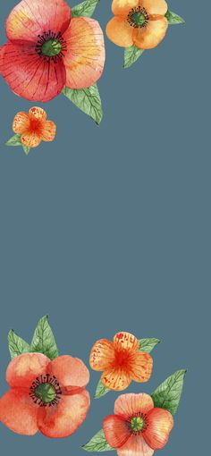 Free Fall iPhone Wallpapers Fall Floral