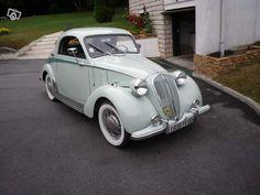 Simca 8 - 1939 16000 miles £15,500