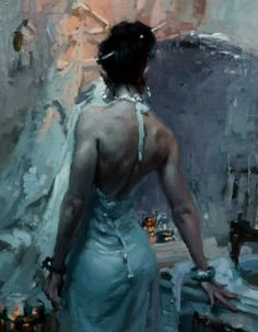 Cromofora La ( Paloma) Contemporary Art Gallery : JEREMY MANN