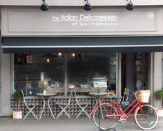 The Italian Delicatessen of Walthamstow