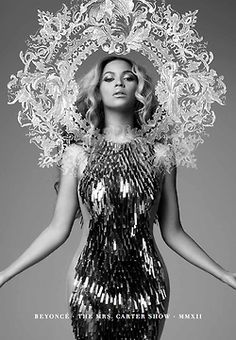Mrs Carter Show Tour Book 2013