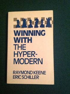 #Chess #book: winning with the hyper-modern - #keene/schiller,  View more on the LINK: http://www.zeppy.io/product/gb/2/172178774503/