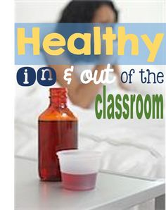 Primary Inspired: Stay Healthy In & Out of the Classroom
