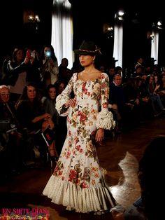 We Love Flamenco Jóvenes Diseñadores - Rocío García Barroso (98) | par En Siete Dias Photos
