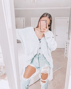 Trendy Fall Outfits, Casual School Outfits, Teenage Outfits, Cute Comfy Outfits, Teen Fashion Outfits, Retro Outfits, Simple Outfits, Look Fashion, Outfits For Teens