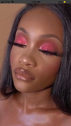 Fancy Makeup, Eye Makeup Art, Nude Makeup, Pink Makeup, Flawless Makeup, Girls Makeup, Makeup Kit, Makeup Inspo, Makeup Inspiration