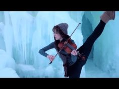 http://youtu.be/aHjpOzsQ9YI Lindsey Stirling Crystalize (dubstep violin)