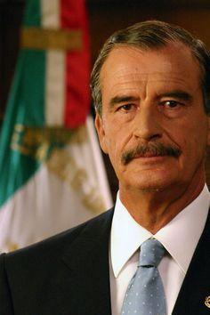 Vicente Fox Quesada, Presidente de México (2000-2006). Candidato vencedor del PAN.