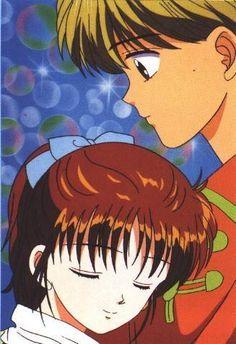 Miki and Yuu - marmalade boy Photo (15441768) - Fanpop