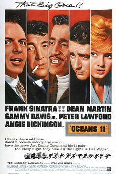Frank Sinatra and Dean Martin <3