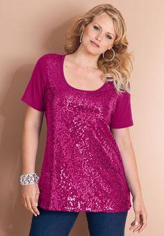 Plus Size Clothing - Fashion for Plus Size women at Roaman's  L