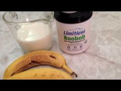 Baobab Powder Recipes - Baobab Fruit Smoothie. Delicious and Nutritious Baobab Shake - YouTube