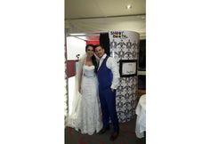 Rob says... Wedding Couples, Photo Booth, Coat, Peacoats, Coats
