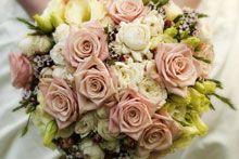 vintage bouquet #wedding
