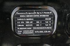 Porsche 4 Door Sedan