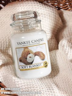 Yankee Candles brought to you by www.scentedcandleshop.com.  Yankee Candle are known for their dedication to high quality, great design and simply beautiful fragrances. Their long-lasting scented candles fill your home with fragrance that lasts and lasts.