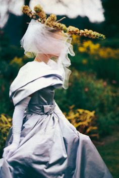 """""""A Style That Could Grow on You"""" by Bruce Weber for British Vogue"""