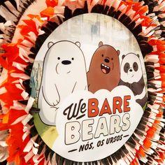 Em tempo de quarentena, os momentos especiais continuam a existir... ❤ #nósosursos #pinhata #piñata #ursos #festa #party #troll #trolleventos #Murtosa We Bare Bears, Ems, Snoopy, Instagram, Party, Fictional Characters, Bears, Events, Parties