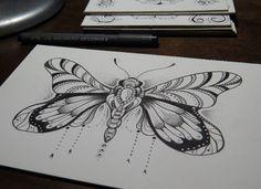 Ilustracion Insecto StudioTattoo  www.flickr.com/enanoliviano