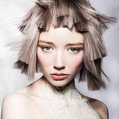 British Hairdressing Awards LONDON 2016   Photography @kevinluchmun  MUA @laura_makeup_artistry  Hair @hayleybishophair Colour @stuartmatuska  #bha2016 #britishhairdressingawards #editorial #editorialhair #editorialmakeup #toniandguy #toniandguyacademy #labelm #editorialphotoshoot #wig #btcbigshot_editorial17