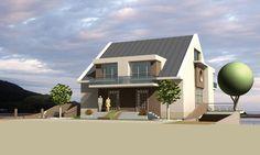 Osiedle mieszkaniowe i reprezentacyjny biurowiec - Archipelag