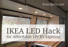 IKEA LED Hack