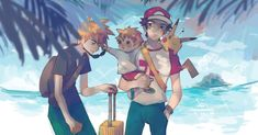 Green Pokemon, Gold Pokemon, Cute Pokemon, Pokemon Trainer Red, Lucario Pokemon, Pokemon Photo, Pokemon Pocket, Pokemon Ships, Pokemon Comics