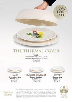 The Exclusive THERMAL COVER by RAK Porcelain is for Sale in Europe...