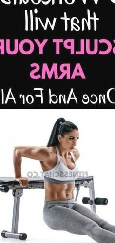 Ultimate upper body workout for women for sexy toned arms. Back workout and shoulder workout plan for women to lose weight Upper Body Workout For Women, Workout Plan For Women, Celebrity Photoshop Fails, Hiit Workouts For Men, Arm Toning Exercises, Flabby Arms, Toned Arms, Shoulder Workout, Mens Fitness