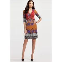 Emilio Pucci Cowl Neck Jersey Dress  http://www.eemiliopucci.com/emilio-pucci-cowl-neck-jersey-dress-p-9086.html